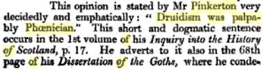 The Edinburgh Encyclopaedia, edited by Sir David Brewster, PG 153