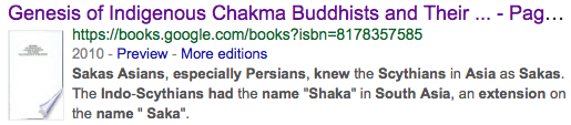 Genesis of Indigenous Chakma Buddhists and Their Pulverization Worldwide, Kalpaz Publications