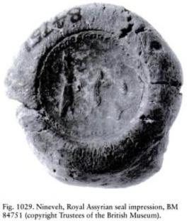 Aramaic and Figural Stamp Impressions on Bricks of the Sixth Century B.C. from Babylon, By Benjamin Sass, Joachim Marzahn, PG 182