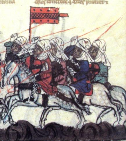 black mongols central asian turban