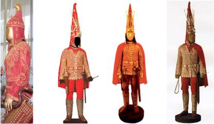 scythian outfit korea kazakhastan