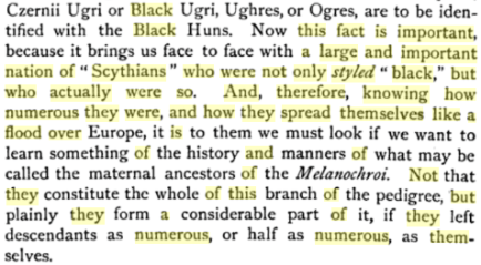 Ancient and Modern Britons: A Retrospect, Volume 1, by David MacRitchie, PG 34