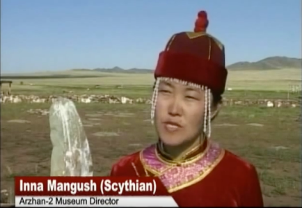 Korean Mongolian scythian stupa hat same as nigerian yoruba ori inc