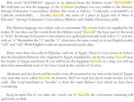 Awe Inspiring The Scythian Israelites Aryans In Africa And Abroad Aria Creativecarmelina Interior Chair Design Creativecarmelinacom