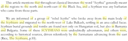 KEY TO NORTHWEST EUROPEAN ORIGINS, By Raymond F. McNair, PG 143