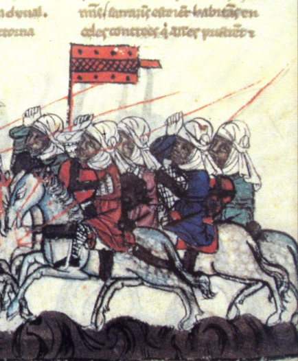 black moorish central asians mongols whitens