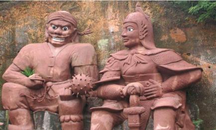 enshi tusi imperial city hubei china