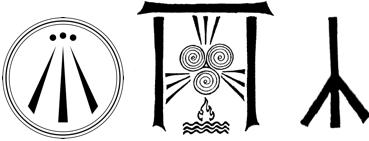 druid trinity buddhism