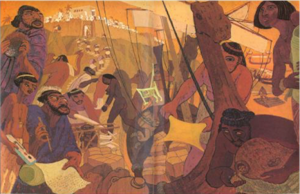 The Phoenicians and Israelites