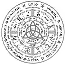 pagan circle