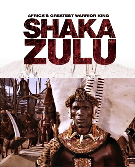 shaka zulu warrior king