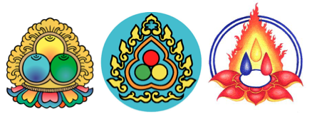 Three Jewels of Buddhism (the Triratna)