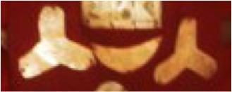 nigerian scythian pangolin dress trinity triskele triskelion