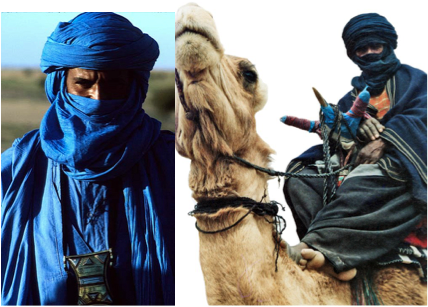 Amazigh Berbers of North and North West Africa