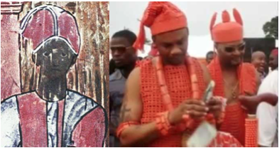 temple of bel baal palmyra fresco compared to nigerian yoruba