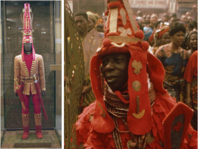 compare benin nigeria to royal scythian 3
