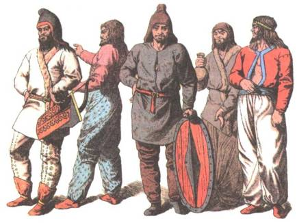scythian group 1
