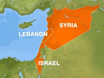 syria_israel_map