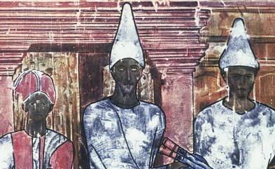 Temple Baal Bel Priest Non Repainted