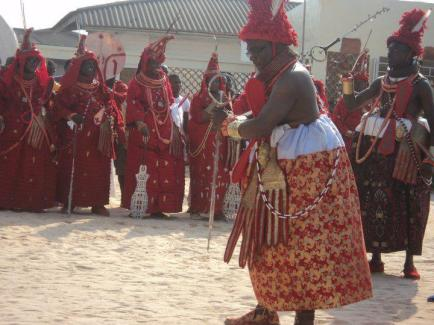 yoruba benin city Traditional dancers