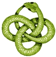 serpent triskele