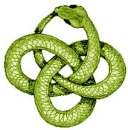 serpent triskele