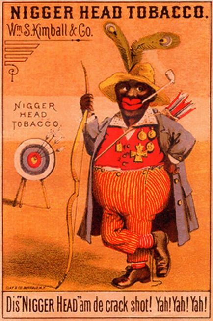 nigger head tobacco archer