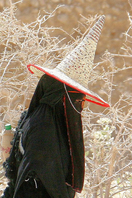 Yemen - High hat, Yemen © Eric Lafforgue