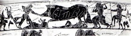 francois vase kalydonian boar hunt 1