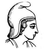 The Phrygian cap hat