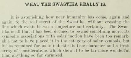 what the swastika really is