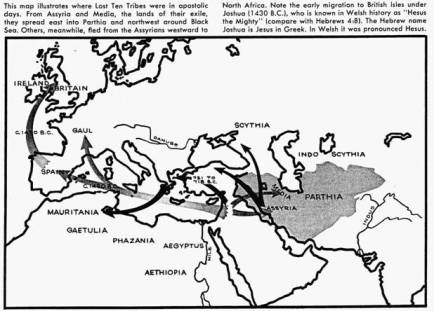 milesian colonization map