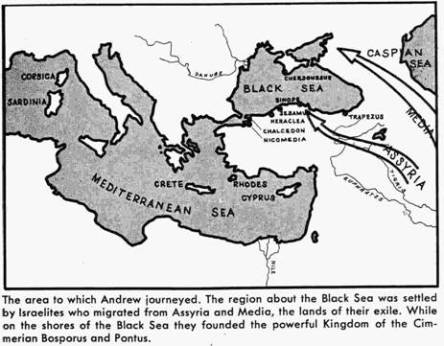 scythians black sea region