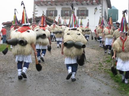 Ioaldunak basque moors mairu