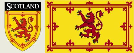 lion-rampant-of-scotland zarah judah