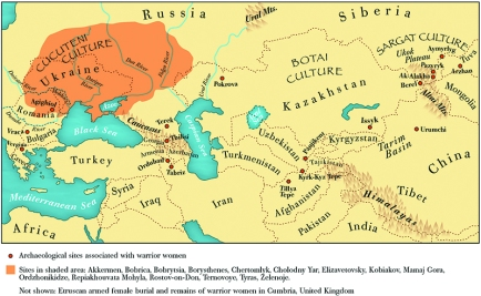 scythian north black sea territory