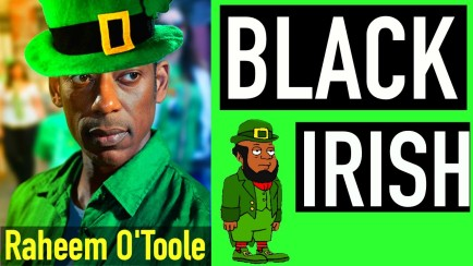 black irish