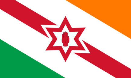 northern ireland red hand zarah judah