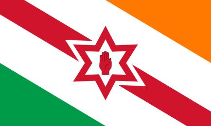 northern ireland red hand zarah judah