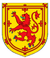 scotland coat of arms red lion judah zarah