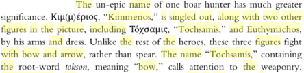 The Image of the Artist in Archaic and Classical Greece: Art, Poetry, and Subjectivity, By Guy Hedreen, PG 192