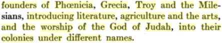 Hear, O Israel!: Woman and the Spiritual Seed of Israel, By Mary Beecher Longyear, PG 41