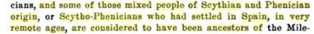 Ireland and her people; a library of Irish biography, edited by Thomas W. H. Fitzgerald, PG 676
