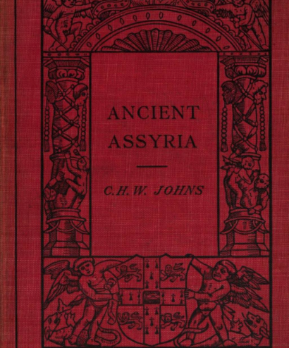 Ancient Assyria, By Claude Hermann Walter Johns, PG 12