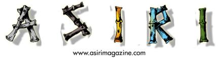 asiri magazine logo