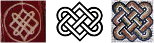 solomons knot yoruba ova clothing endless knot