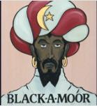 blackamoor