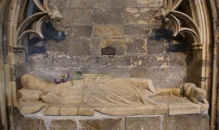 St_Bride's_Church_Douglas_-_The_Good_Sir_James