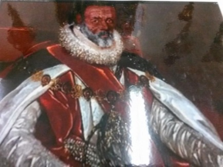 black swarthy king james vi and i