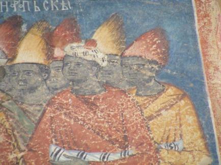 Scythians black turks anatolians phoenicians red and gold tibetans thibetans
